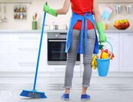Cleaning Services (Part-Time)