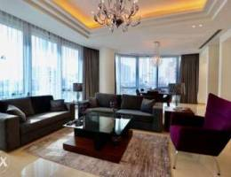 luxurious and spacious fully furnished 3 B...