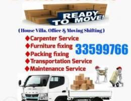 Professional Carpenter House Shifting Tran...