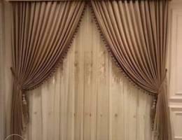 "Tamim Curtain Shop "" We make new Curtain a..."