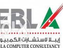 Data entry job at HIA- EBLA company