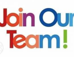 Join our Sales Team!!