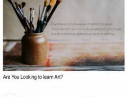 Are You Looking to learn Art?