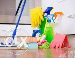 part-time cleaning services