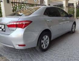 Corolla 2015 2.0 perfect condition