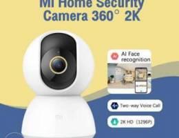 Mi 360° Home Security Camera 2K 3MP