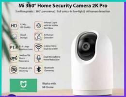 Mi 360 Home Security Camera 2K Pro 3MP