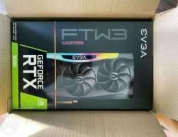 EVGA Nvidia GeForce RTX 3080 ftw3 ultra