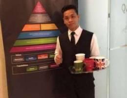 Tea boy hiring