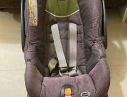 Chicco infanf car seat