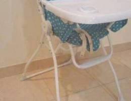 كرسي اكل للأطفال baby food chair