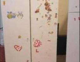 خزانه للأطفال kids cabinet