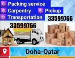 Qatar movers packers company