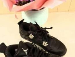 Nike Air Jordan 4 Retro Oreo for Women - E...