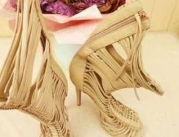 Bebe gladiator sandals - size 39