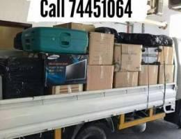 Moving shifting service