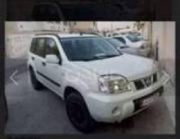 Nissan Xtrail 2008 …last 8000/- qar