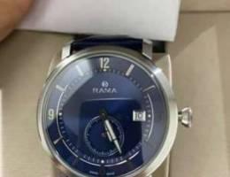 New Rama watches