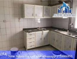 3 BHK Unfurnished Apartment