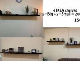wall mounted shelf's / رفوف حائط