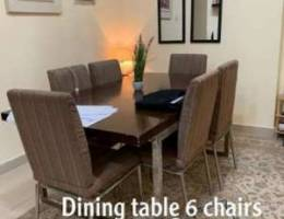 Dining table / سفرة