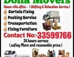 Bin Saad Movers & Transportation