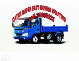 Moving shafting service