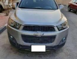 Chevrolet Captiva 2013 (ONLY 54,000 km)