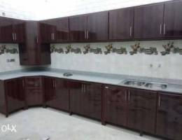 kitchen cabinet sale and make with deliver...