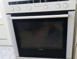 Electronic oven for sale. Faulty