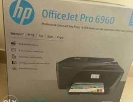 HP OfficeJet Pro 6960 Printer