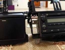 Toyota Prado Audio CD